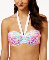 CoCo Reef Tropical Escape Bra-Sized Five-Way Underwire Bikini Top