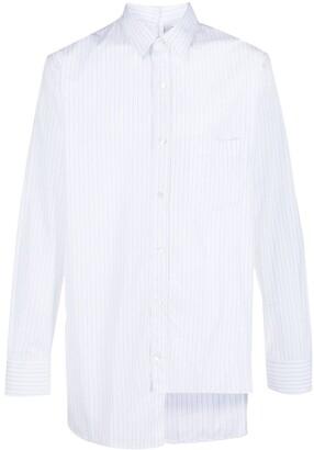 Lanvin Asymmetrical Shirt