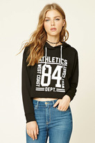Forever 21 FOREVER 21+ Athletics 84 Graphic Pullover