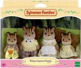 Sylvanian Families Walnut Squirrel Family Set