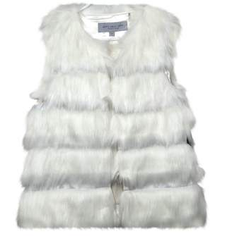 Andrew Marc White Faux fur Jacket for Women