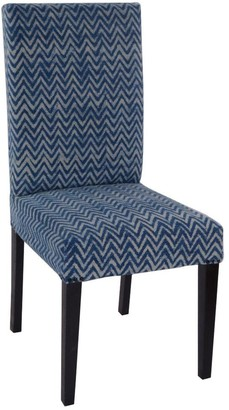 Dasch Faded Indigo Dining Chair