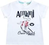 Armani Junior T-shirts - Item 37843938