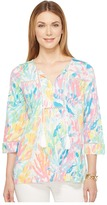 Lilly Pulitzer Tilda Tunic Women's Blouse