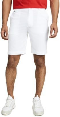 Lacoste Sport Golf Bermuda Shorts with Croc Logo