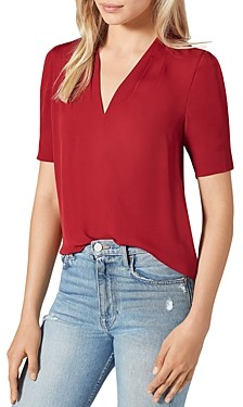 Joie Ance Short-Sleeve Top