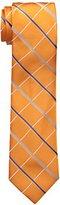Haggar Men's Tall Performance Extra Long Grid Necktie