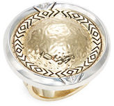 House Of Harlow Two-Tone Ring