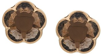 Pasquale Bruni 18kt rose gold Bon Ton quartz earrings