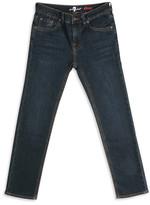 7 For All Mankind Slimmy Slim Straight Leg Jean (Big Boys)