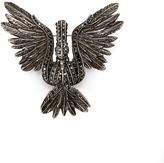 Lanvin Swan brooch