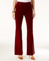 INC International Concepts Corduroy Flare-Leg Pants, Only at Macy's