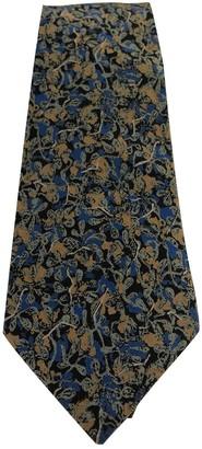 Missoni Blue Silk Ties