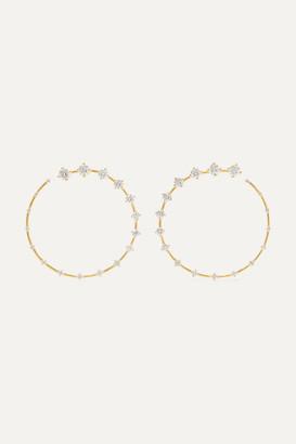 Fernando Jorge 18-karat Gold Diamond Earrings - one size