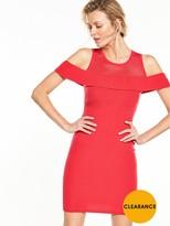 GUESS Miranda Cold Shoulder Dress