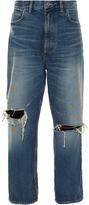 Golden Goose Deluxe Brand Kim distressed boyfriend jeans