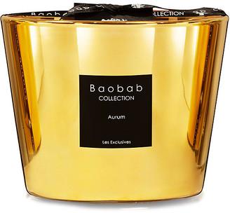 "Baobab Collection Aurum Candle - Jasmine & Musk 4"""