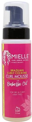 Mielle Brazilian Curly Cocktail Mousse