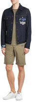 Woolrich Cotton Chino Shorts