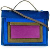 Jamin Puech small layered crossbody bag