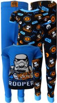 Komar Kids Star Wars Rebels Imperial Force Storm Troopers 4 Piece Pajamas for boys