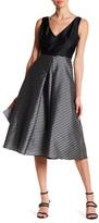 Eva Franco Devora Fit & Flare Dress