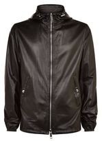 Burberry Reversible Leather Jacket