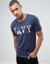 ONLY & SONS Navy 51 T-Shirt