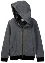 Splendid Double Knit Active Hoodie (Toddler Boys)