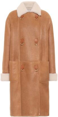 Loewe Shearling coat