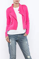 privy Pink Casual Jacket