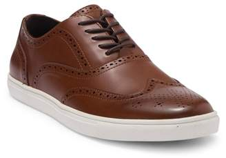 Kenneth Cole Unlisted, A Production Stand Wingtip Perforated Sneaker