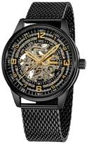 Akribos XXIV Men&s Saturnos Elite Automatic Bracelet Watch