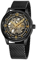 Akribos XXIV Men's Saturnos Elite Automatic Bracelet Watch