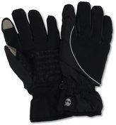 Timberland Men's Soft Shell Glove Printed Logo with Touchscreen Technology