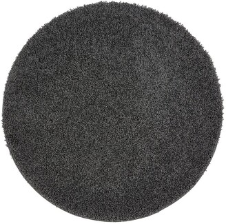 Very Buddy Washable Shaggy Circle Rug