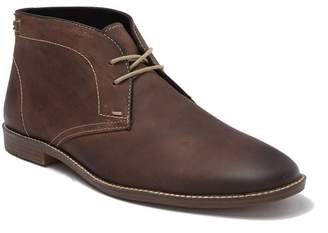 Ben Sherman Gabe Leather Chukka Boot