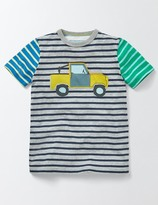 Boden Hotchpotch Vehicle T-shirt