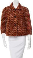 Kate Spade Wool Bouclé Jacket
