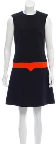 Giambattista Valli Sleeveless Shift Dress
