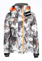 Superdry Ultimate Snow Service Snowboard Jacket Cliff Face