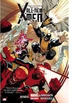 All-New X-Men 1 (Hardcover) (Brian Michael Bendis)