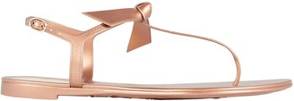 Alexandre Birman Clarita Jelly T-Strap Sandals