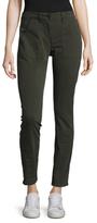 3x1 Cotton Military Skinny Pant