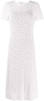 MICHAEL Michael Kors fitted lace dress