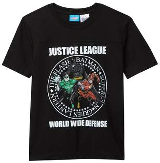 Justice Isaac Morris League Defense Short Sleeve Tee (Big Boys)