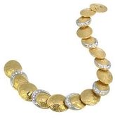 Torrini Lenticchie - 18K Gold and Diamond Bracelet