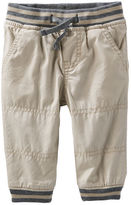 Osh Kosh Jersey-Lined Pull-On Pants