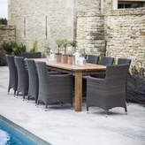 Garden Trading - St Mawes Table - 10 Seater
