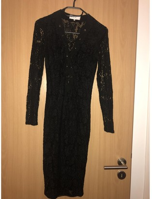 House Of CB Black Lace Dress for Women